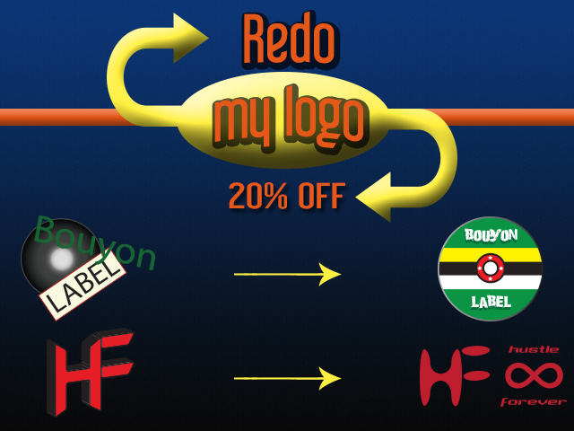 2013 Redo My Logo Special Offer