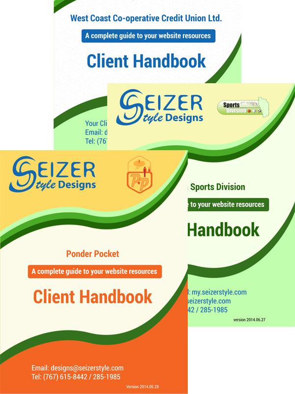 Client Handbooks