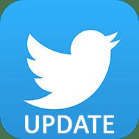 Twitter Update Icon