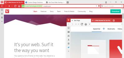 Try Vivaldi Web Browser