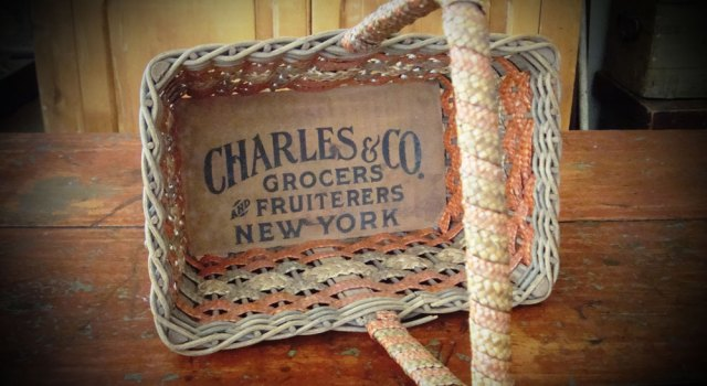 Country Store Basket