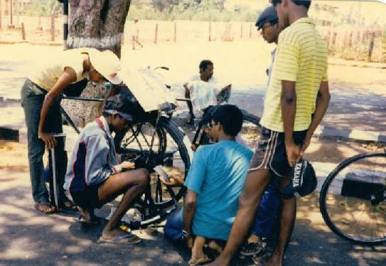 1988 Cycle Trip