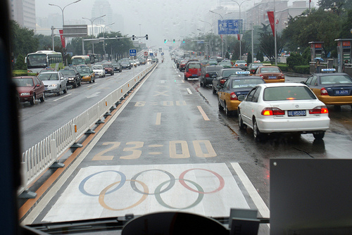olympic line