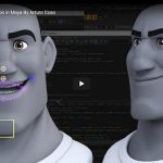 Rigging-The-Jaw-with-Python-in-Maya