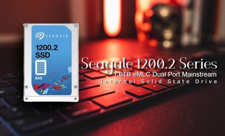 Seagate 1200.2 Internal Solid State Drive