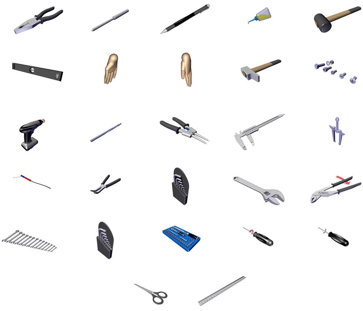 SOLIDWORKS COMPOSER'da Toolbox Olduğunu Biliyor Musunuz?
