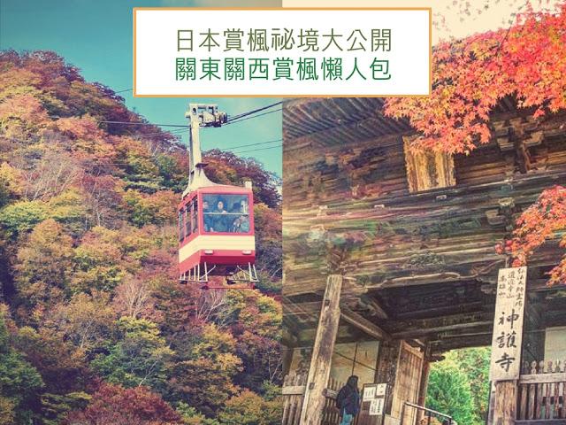 日本賞楓 | 東南旅遊