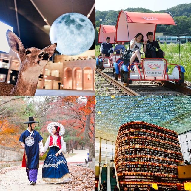 韓國十大新玩法 | 東南旅遊