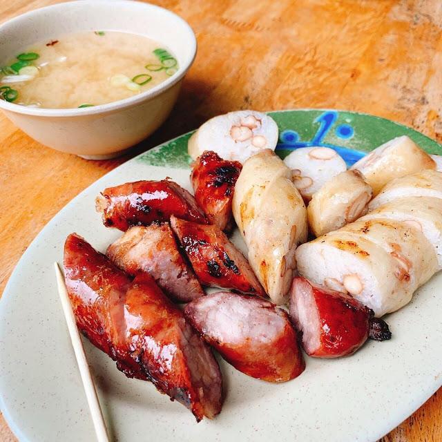 屏東美食大埔大腸香腸|東南旅遊