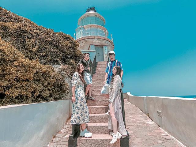 馬祖東引島燈塔|東南旅遊