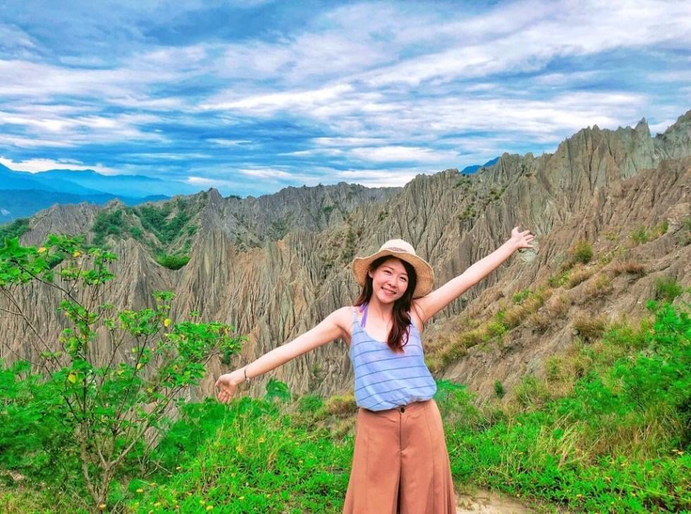台東富源大峽谷|東南旅遊