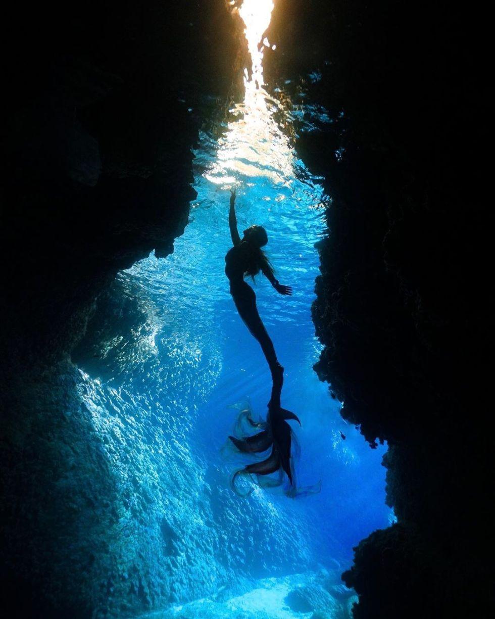 綠島藍洞秘境探險|東南旅遊