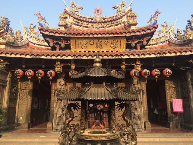 說到中部靈驗的月老廟,台中樂成宮絕對要拜!