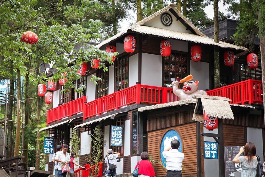 松林町妖怪村更是大人小孩都愛的景點,有鬼妖郵政充滿日式創意色彩超好拍|東南旅遊