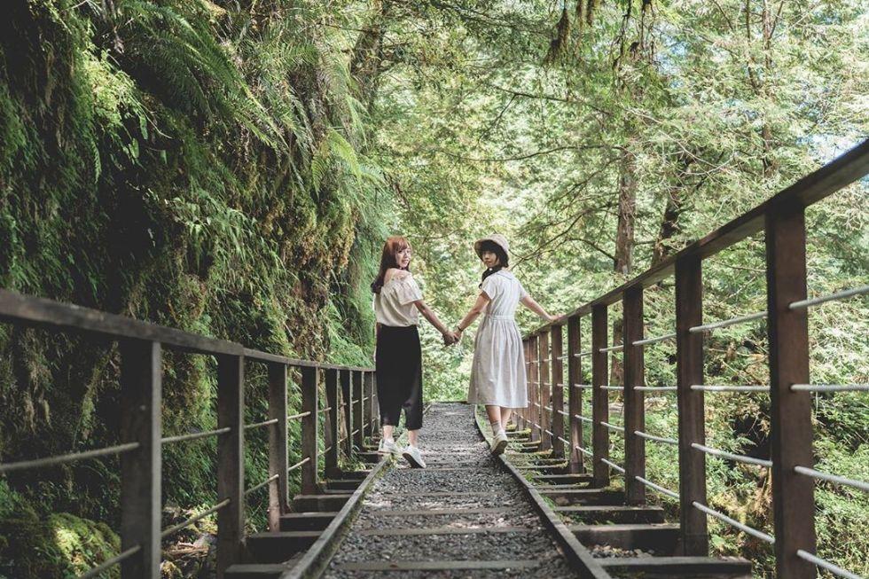 宜蘭見晴懷古步道|東南旅遊