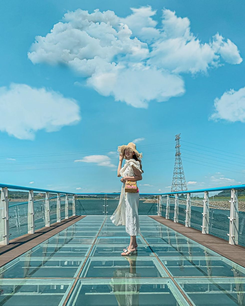 中庄調整池|東南旅遊