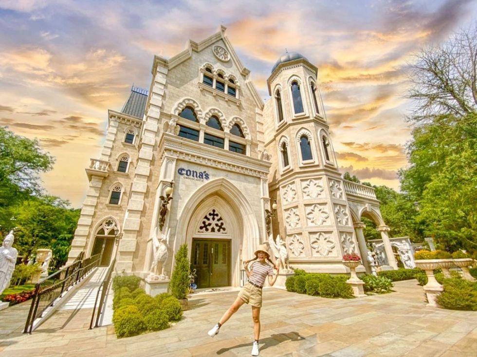 妮娜歐風城堡|東南旅遊