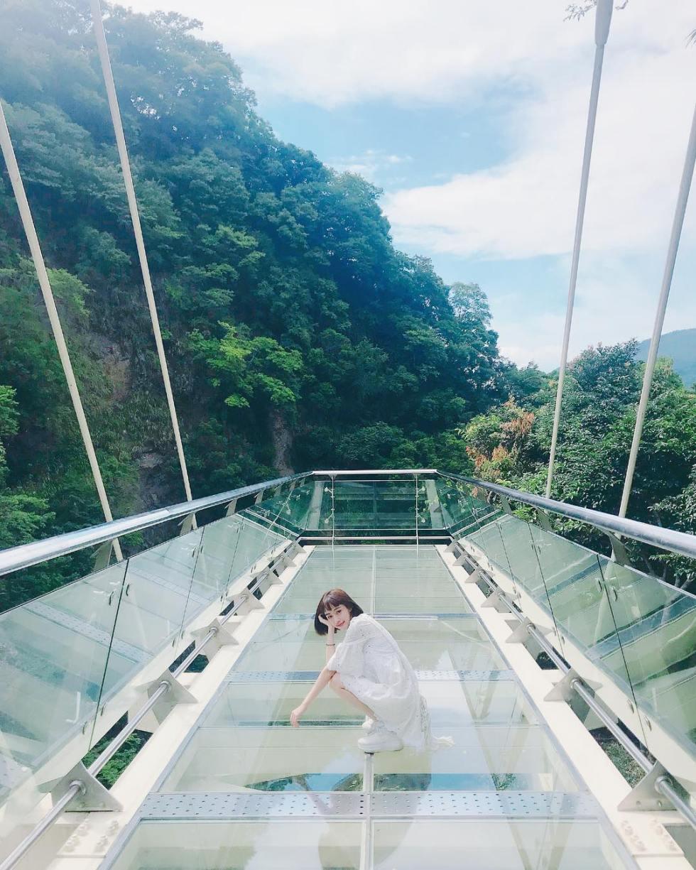 小烏來天空步道|東南旅遊