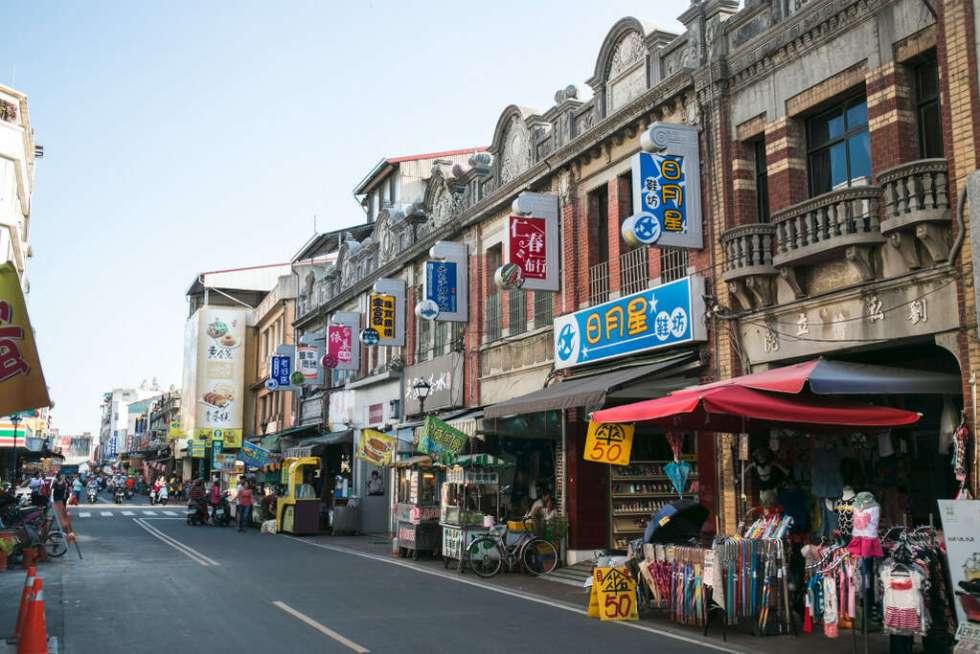旗山老街|東南旅遊