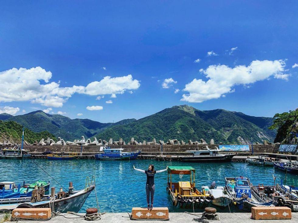 粉鳥林漁港|東南旅遊