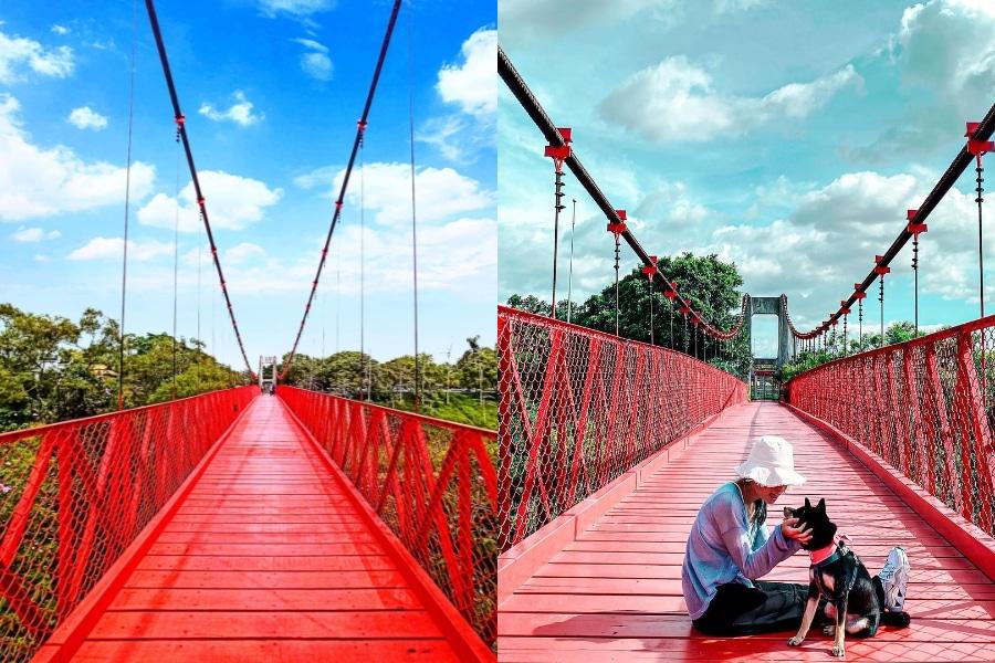 跨虹吊橋| 東南旅遊