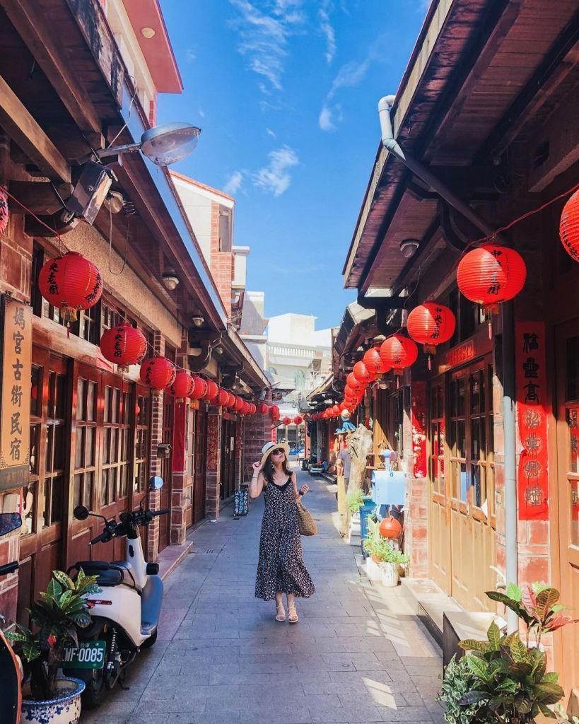 澎湖中央老街 | 東南旅遊