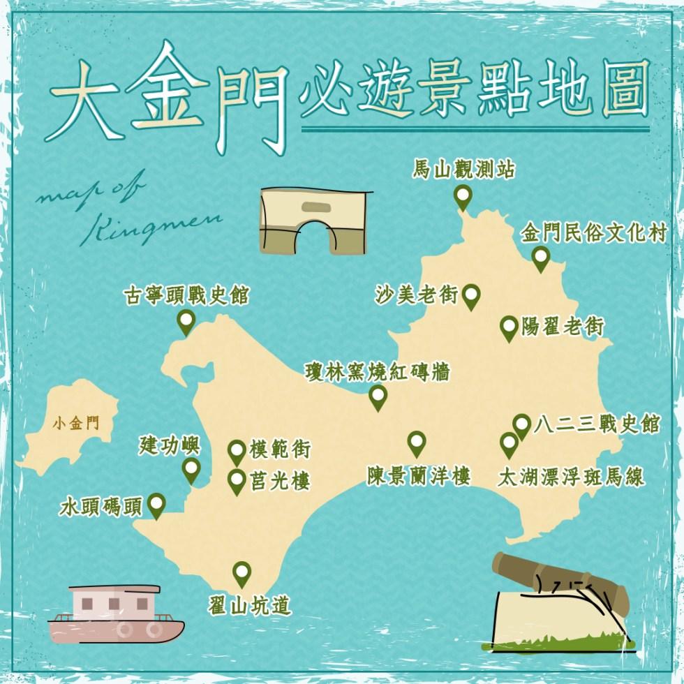 大金門|東南旅遊