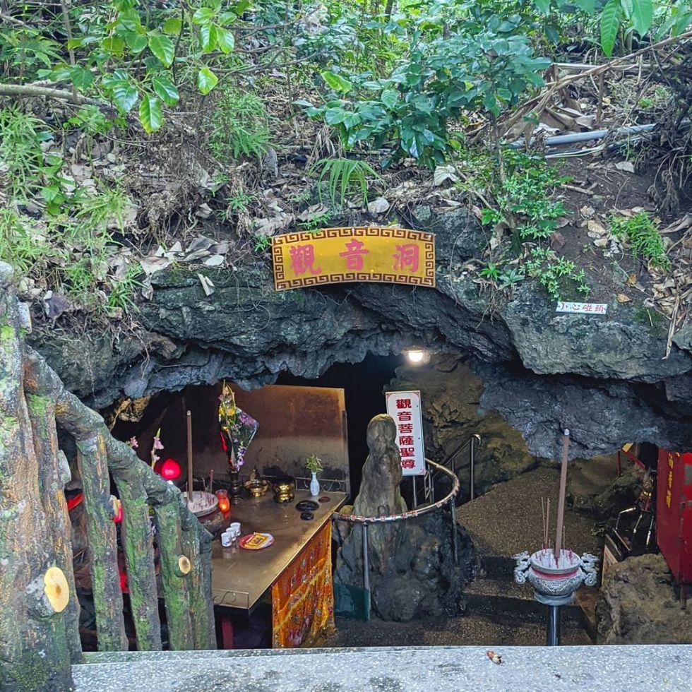 綠島觀音洞 東南旅遊