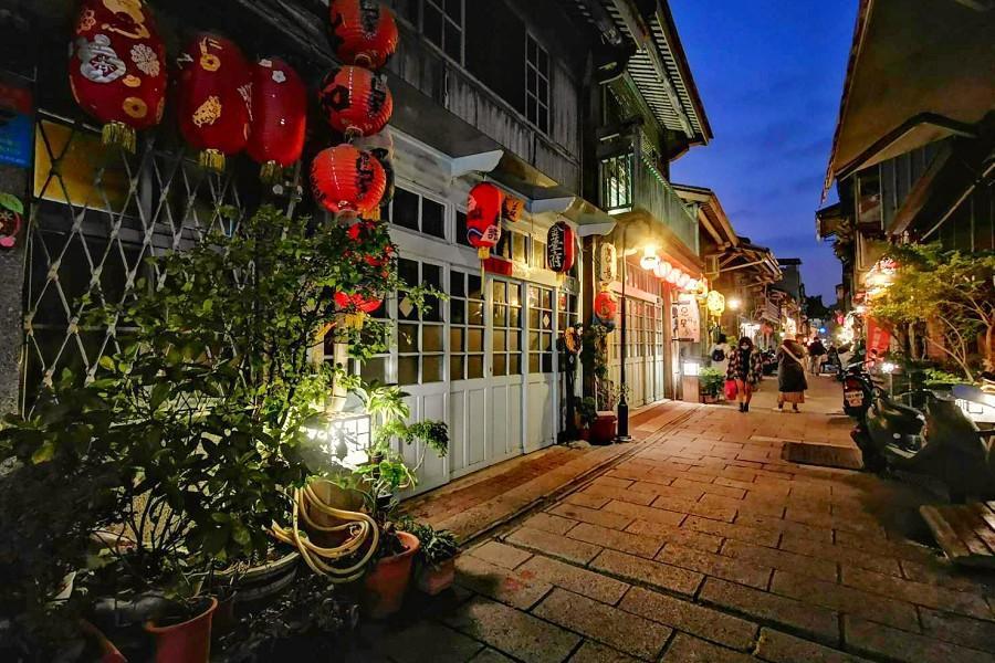 神農街|東南旅遊