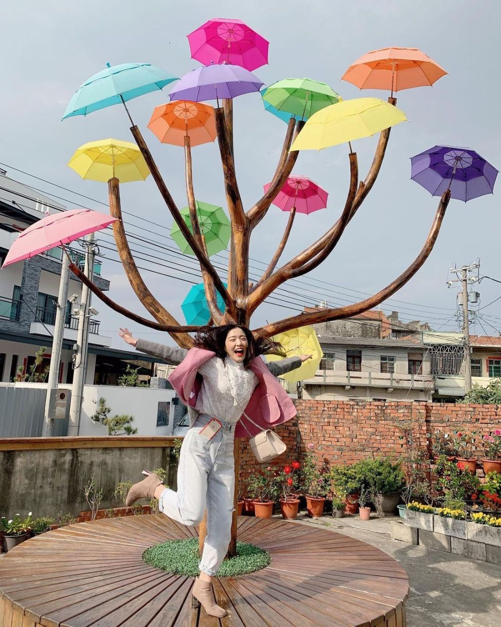 卡里善之樹-為愛撐傘 | 東南旅遊