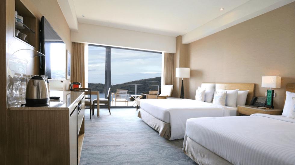 雲品溫泉酒店 湖景房|東南旅遊