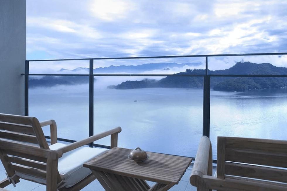 雲品溫泉酒店 湖景|東南旅遊