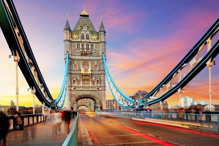 倫敦塔橋|東南旅遊
