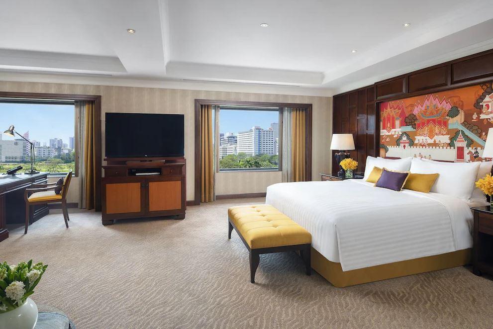 曼谷安納塔拉暹羅飯店 東南旅遊