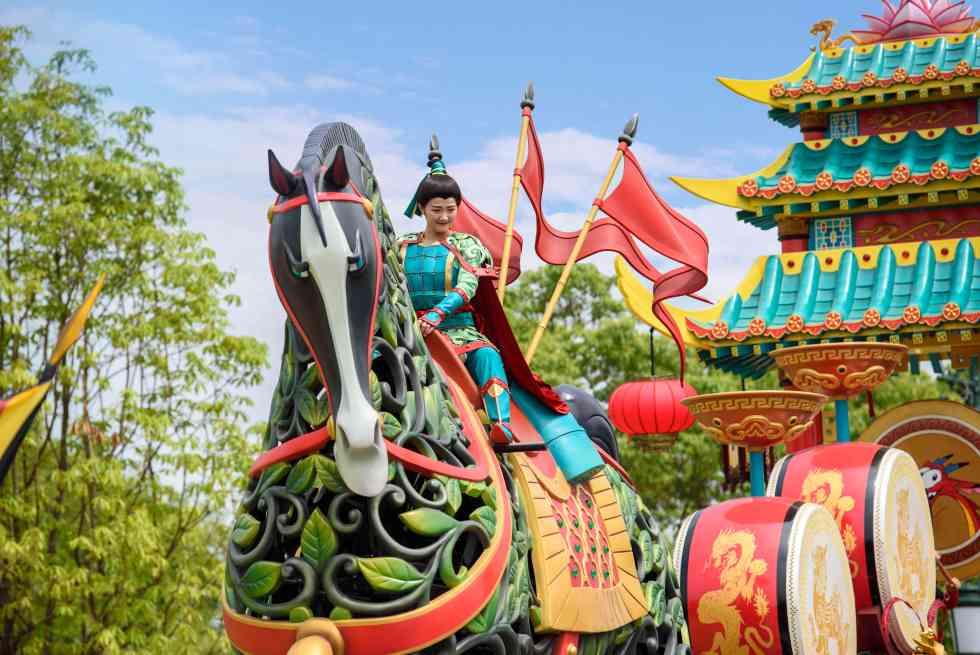 上海迪士尼樂園|東南旅遊