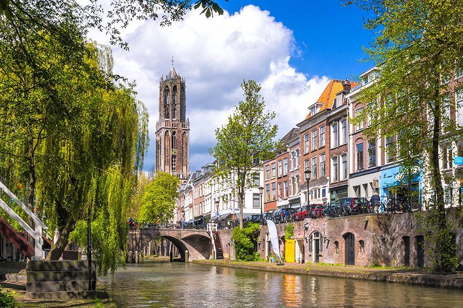 荷蘭烏特勒支|東南旅遊