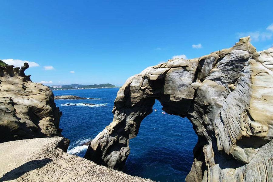 象鼻岩|東南旅遊
