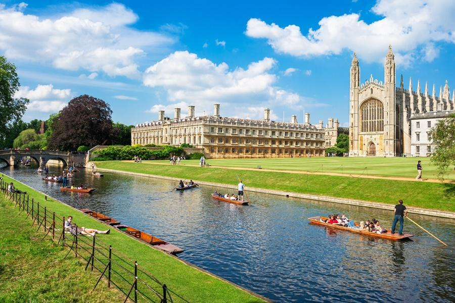 劍橋大學|東南旅遊
