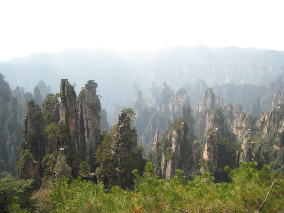 阿凡達:中國張家界|東南旅遊