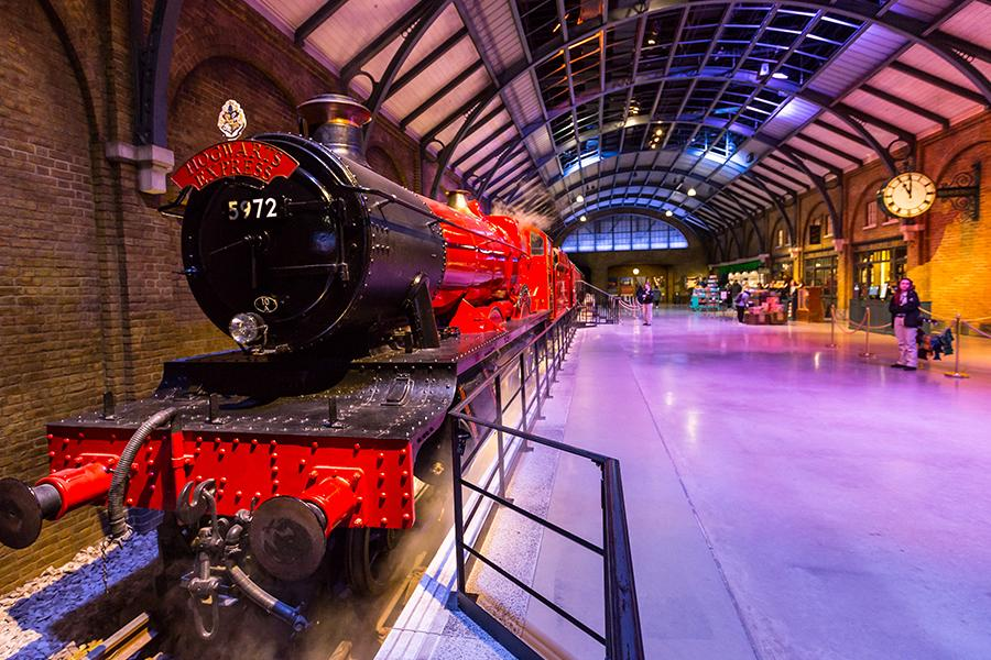 哈利波特:英國哈利波特製片廠|東南旅遊