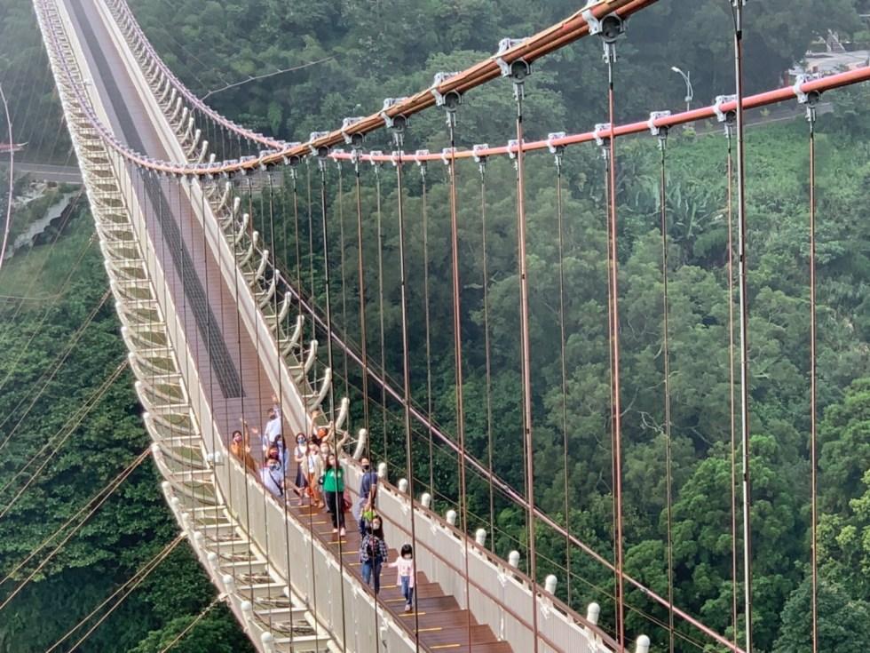 太平雲梯|東南旅遊