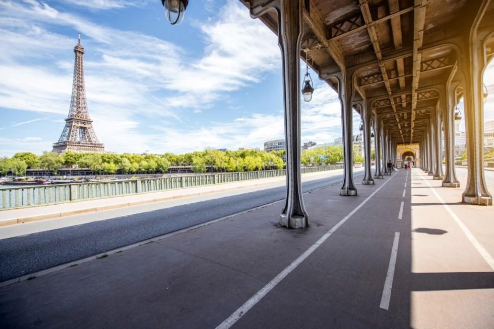 全面啟動:法國比爾阿克姆橋|東南旅遊