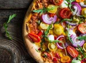 Recette de pizza maison et healthy