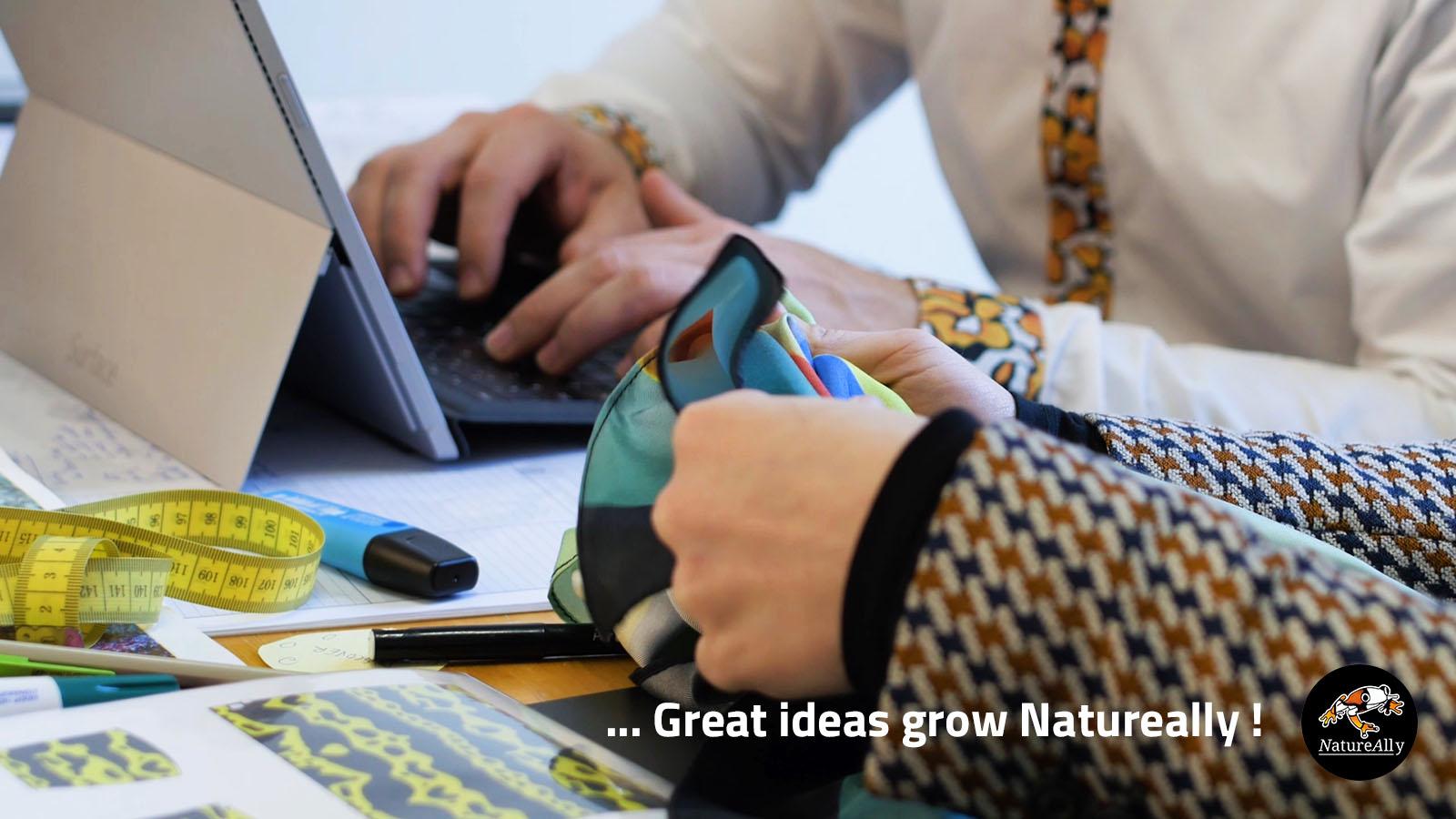 FOCUS SUR...  NatureAlly - Blog bio, bien-être et santé par Sevellia.com a8e1d0644b75