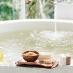 Prendre un bain, ca fait du bien!