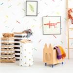 Chambre d'enfant : un univers à meubler et décorer de façon écologique