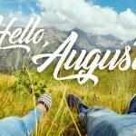 Les essentiels d'août