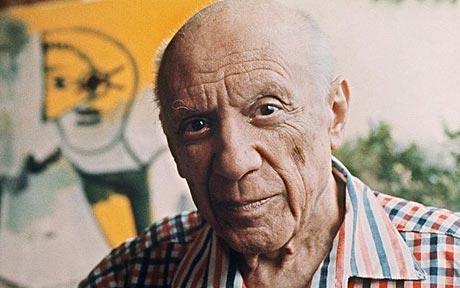 Picasso portrait artist cubist painter