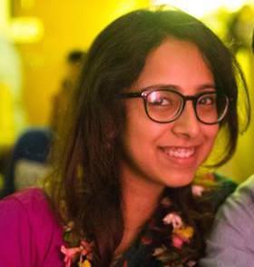 Rashmi Ravindran.