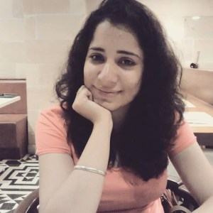 Arpita Bhagat.